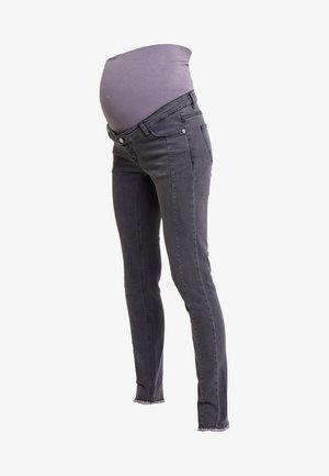 PANTS - Jeans Slim Fit - grey dark wash