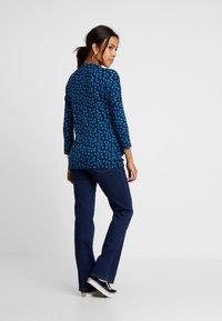 Esprit Maternity - PANTS - Bootcut jeans - darkwash - 2