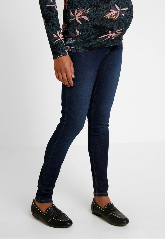 JEGGING - Jeans Slim Fit - blue denim