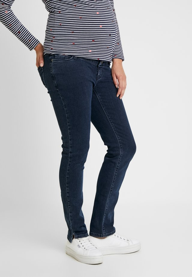 Slim fit jeans - darkwash