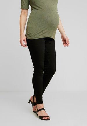 TREGGING - Slim fit jeans - black