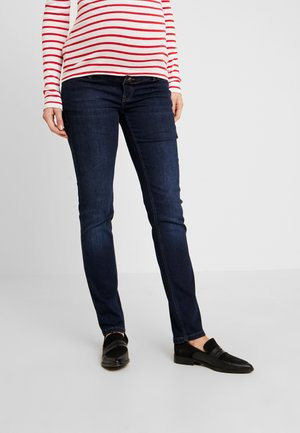 PANTS - Slim fit jeans - darkwash