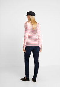 Esprit Maternity - PANTS - Jeans Slim Fit - darkwash - 2