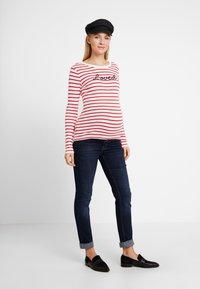 Esprit Maternity - PANTS - Jeans Slim Fit - darkwash - 1