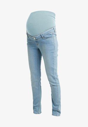 PANTS SLIM - Jeansy Slim Fit - lightwash
