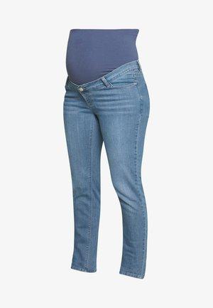 PANTS - Džíny Slim Fit - blue grey wash