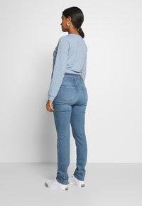 Esprit Maternity - PANTS - Jeans Slim Fit - blue grey wash - 2