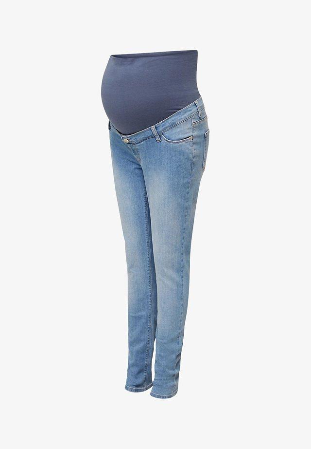 FASHION DENIM - Slim fit jeans - blue light washed