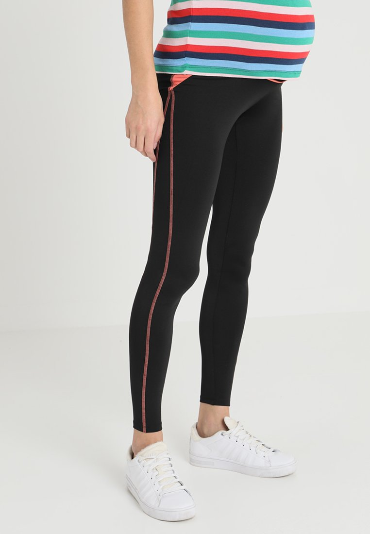 Esprit Maternity - Leggings - Hosen - black