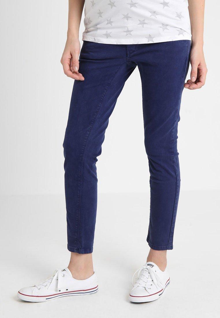 Esprit Maternity - PANTS 7/8 - Džíny Slim Fit - dark blue