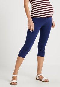 Esprit Maternity - CAPRI - Leggings - Trousers - dark blue - 0