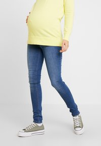 Esprit Maternity - Jeggings - blue medium washed - 0