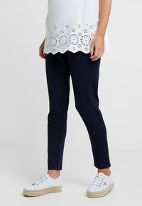 Esprit Maternity - PANTS - Slim fit jeans - night blue - 0