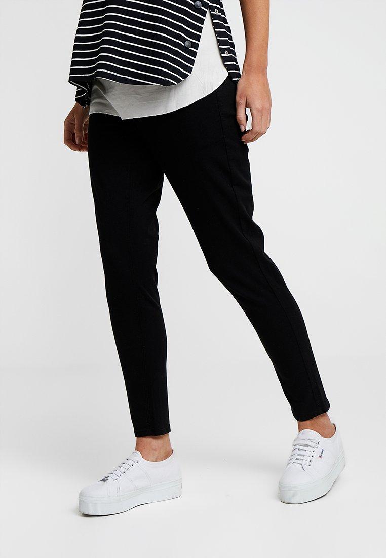 Esprit Maternity - PANTS - Slim fit jeans - black