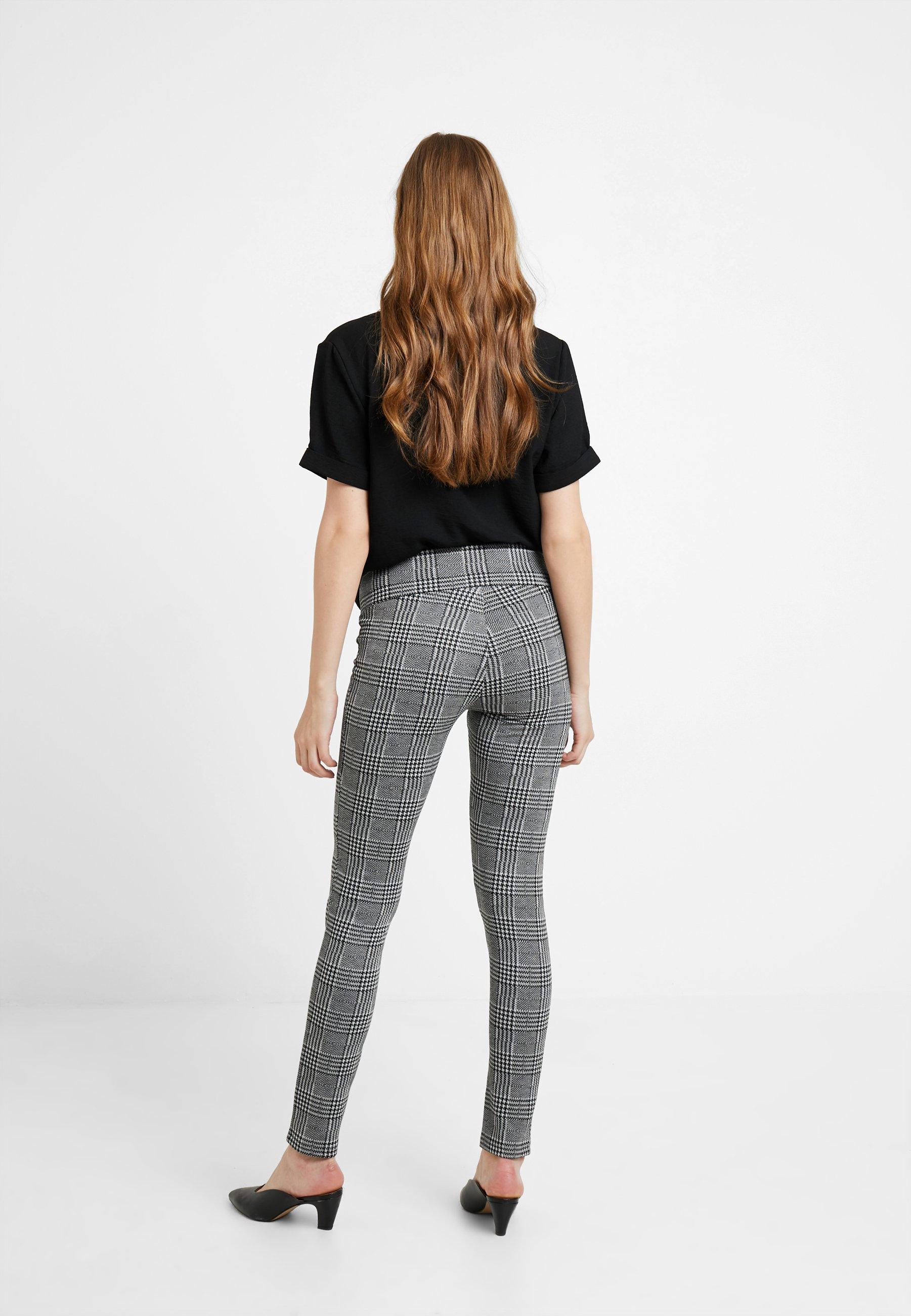 Maternity Black CheckPantalon Classique Pants Esprit mNn0Ov8w