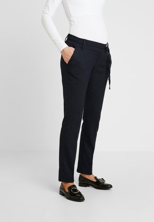 PANTS - Kangashousut - night blue