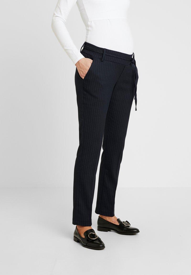 Esprit Maternity - PANTS - Trousers - night blue