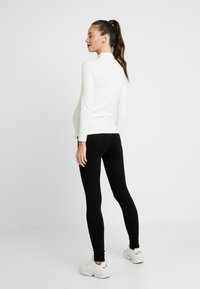 Esprit Maternity - Leggings - black - 2