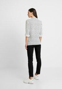 Esprit Maternity - PANTS SLIM - Straight leg jeans - black - 2