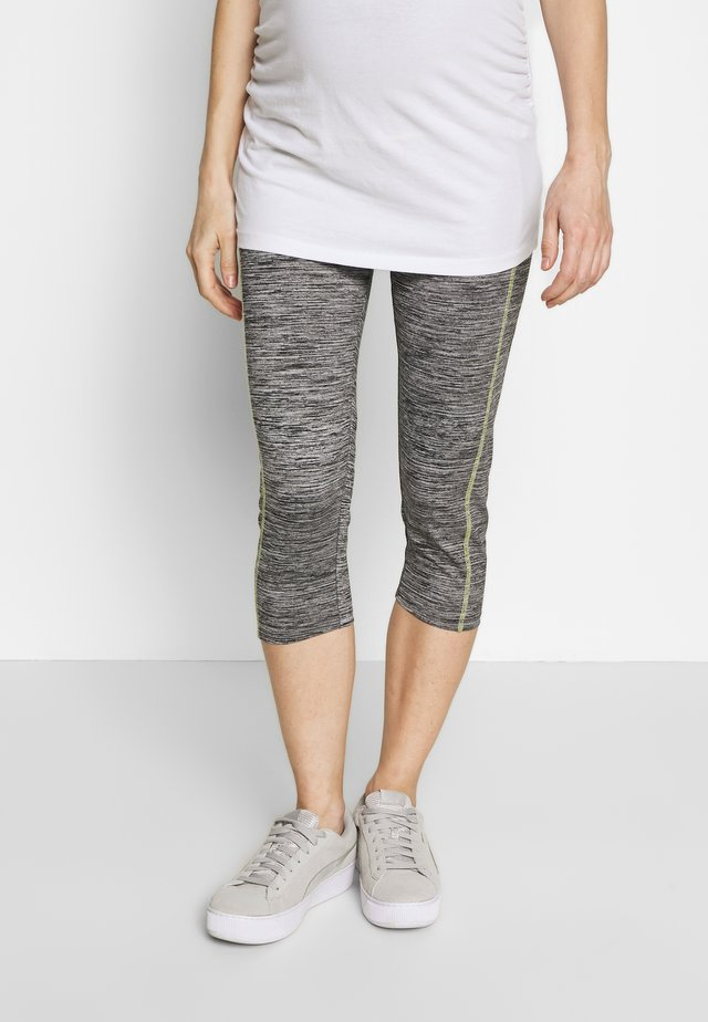 CAPRI - Leggings - medium grey