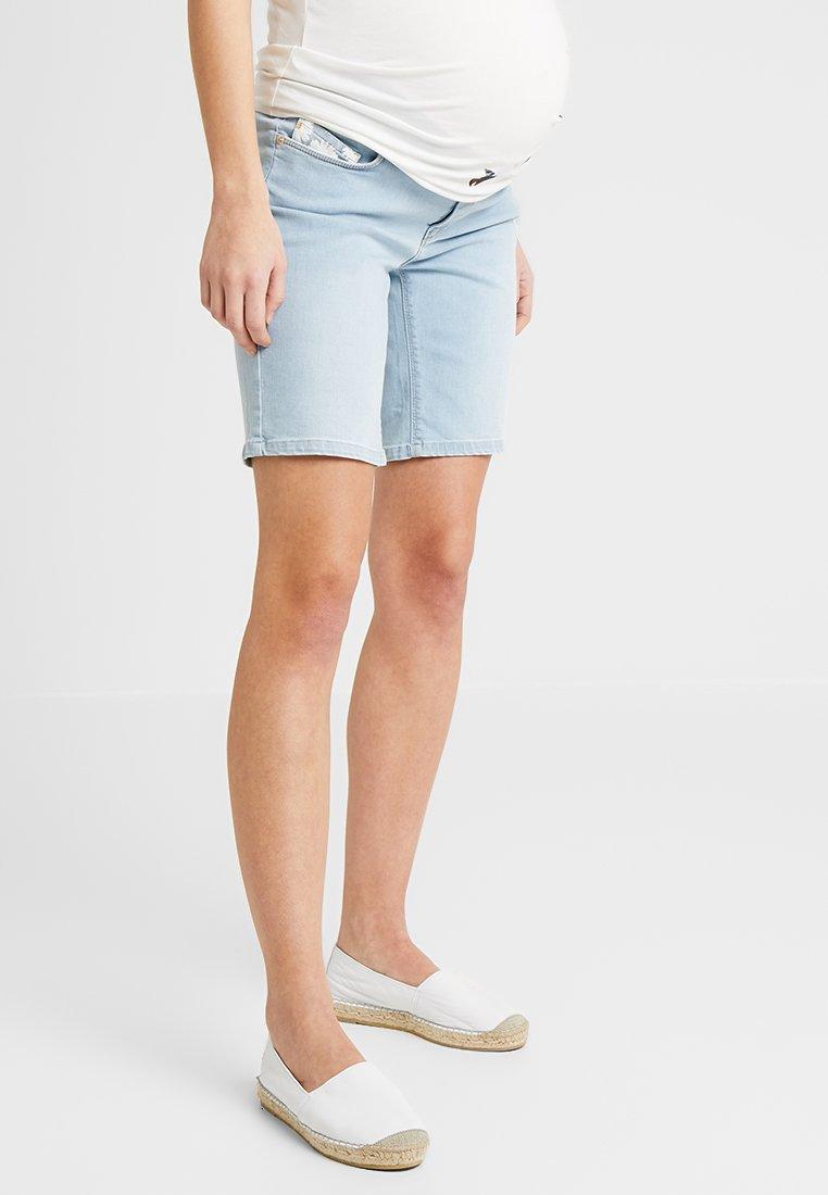 Esprit Maternity - Szorty jeansowe - lightwash