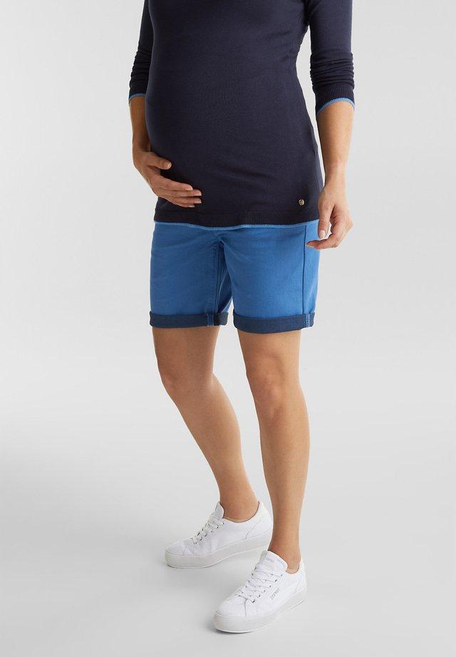 SHORTS OTB - Shorts - grey blue