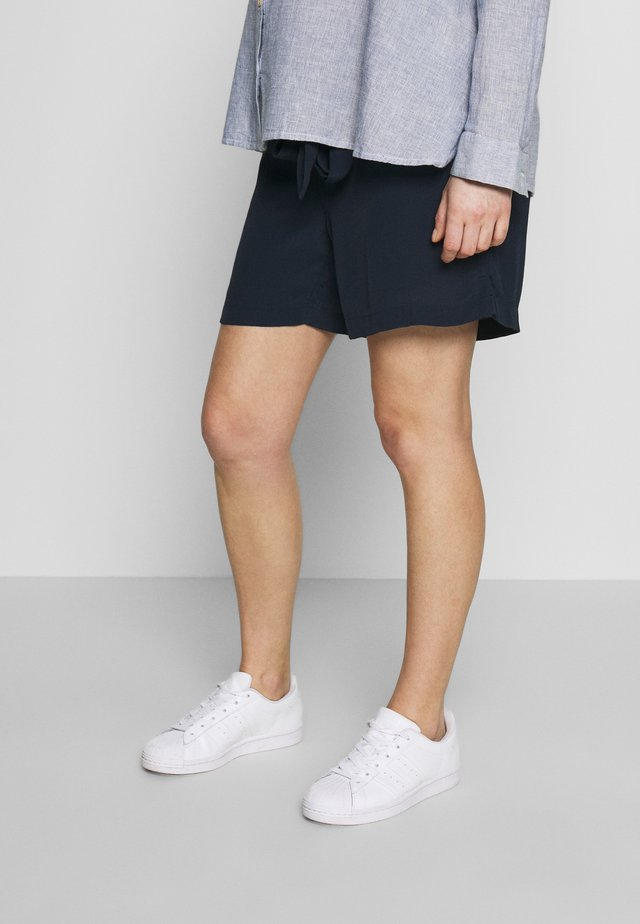 BERMUDA - Shorts - night blue