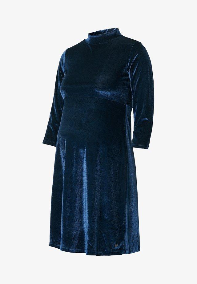Korte jurk - night blue