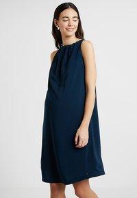 Esprit Maternity - DRESS - Koktejlové šaty/ šaty na párty - night blue - 0