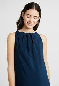 Esprit Maternity - DRESS - Koktejlové šaty/ šaty na párty - night blue - 4