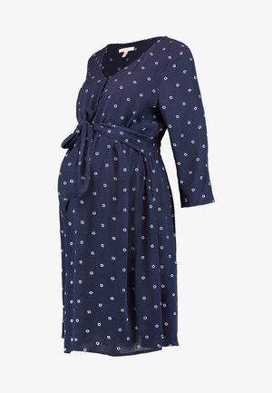 DRESS - Freizeitkleid - night blue