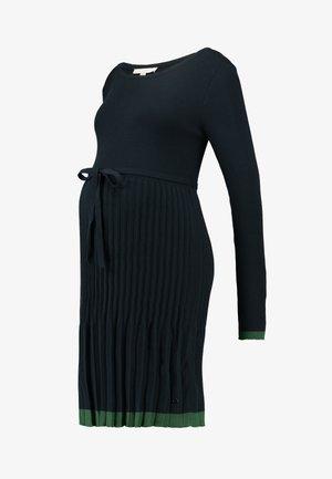 DRESS - Vestido de punto - night blue
