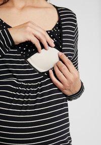 Esprit Maternity - DRESS NURSING - Vestido ligero - black - 6