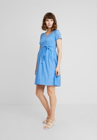 Esprit Maternity - DRESS MIX - Day dress - blue - 2