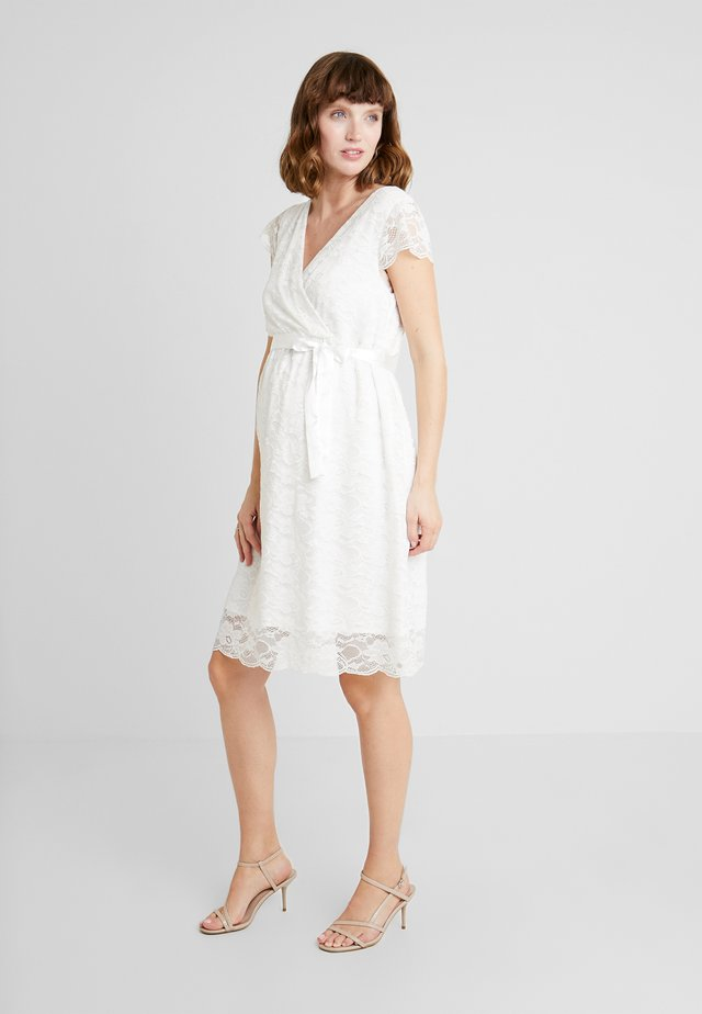 DRESS - Freizeitkleid - offwhite