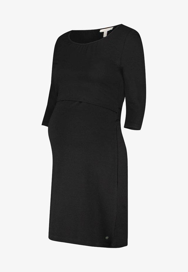 DRESS NURSING - Korte jurk - black