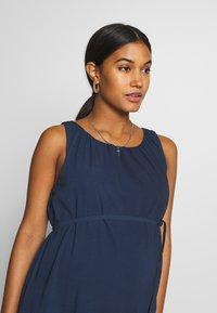 Esprit Maternity - DRESS  - Maxi dress - night blue - 3