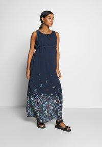 Esprit Maternity - DRESS  - Maxi dress - night blue - 0