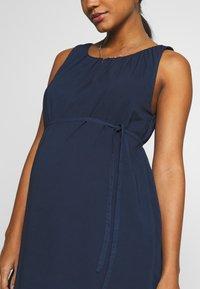 Esprit Maternity - DRESS  - Maxi dress - night blue - 6