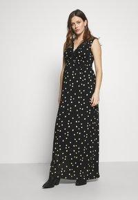 Esprit Maternity - DRESS - Długa sukienka - black - 0