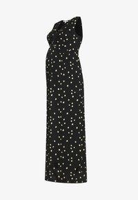 Esprit Maternity - DRESS - Długa sukienka - black - 4