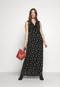 Esprit Maternity - DRESS - Długa sukienka - black - 1