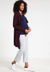 Esprit Maternity - Camiseta de manga larga - night blue - 1