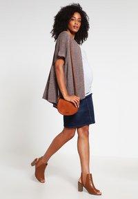 Esprit Maternity - T-shirt - bas - grey melange - 1