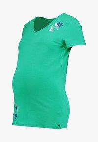 Esprit Maternity - T-shirt print - emerald green - 3