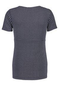 Esprit Maternity - T-shirt print - blue - 2