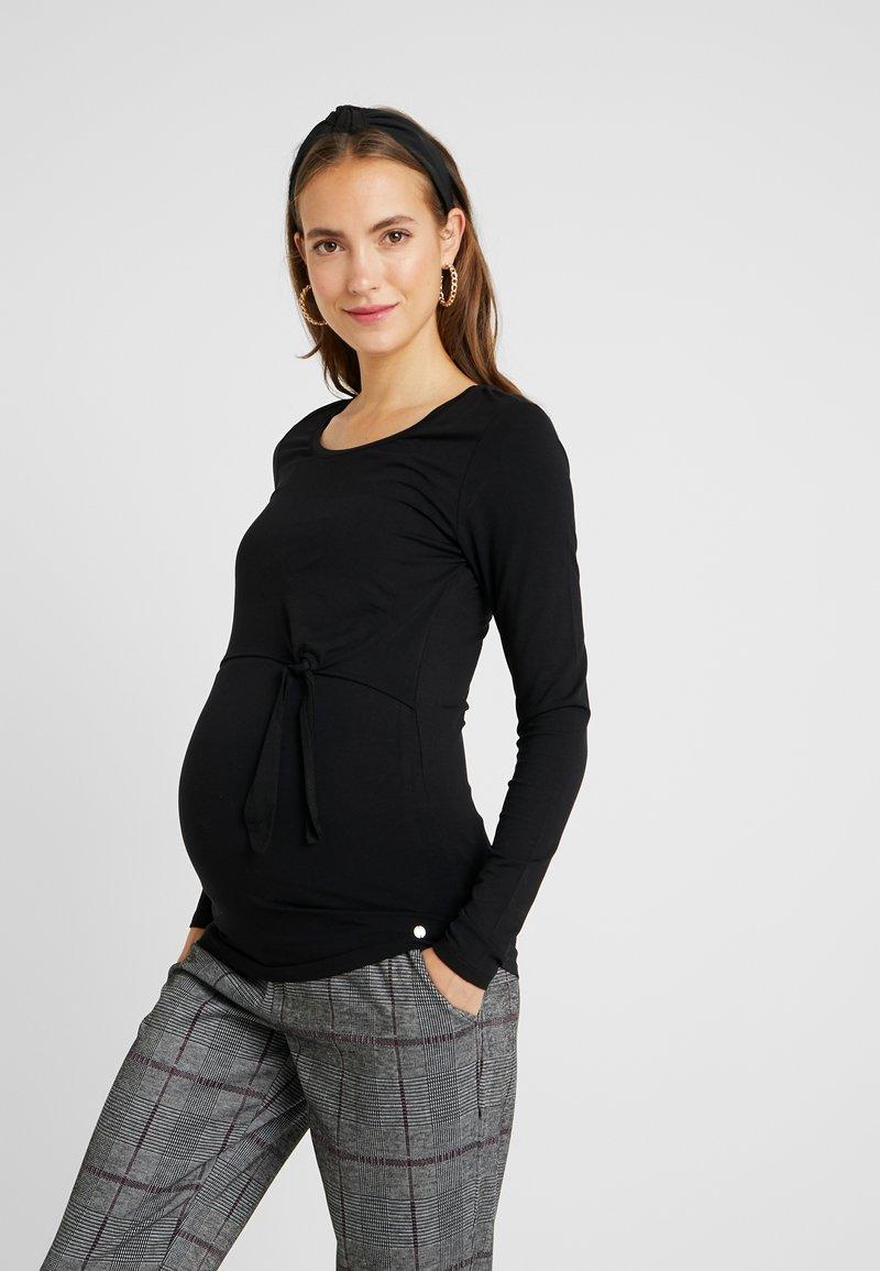 Esprit Maternity - NURSING - Top - black
