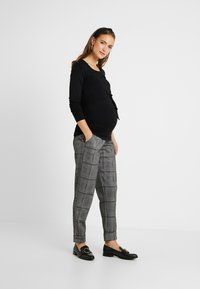 Esprit Maternity - NURSING - Topper - black