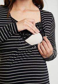 Esprit Maternity - NURSING - Langærmede T-shirts - black - 4