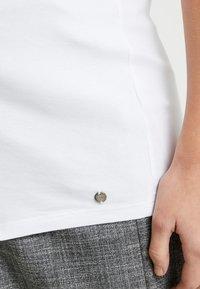 Esprit Maternity - NURSING - T-shirt basic - white - 6